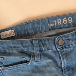 🍃Gap 1969 Real Straight Jeans